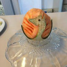 Intaglio melone